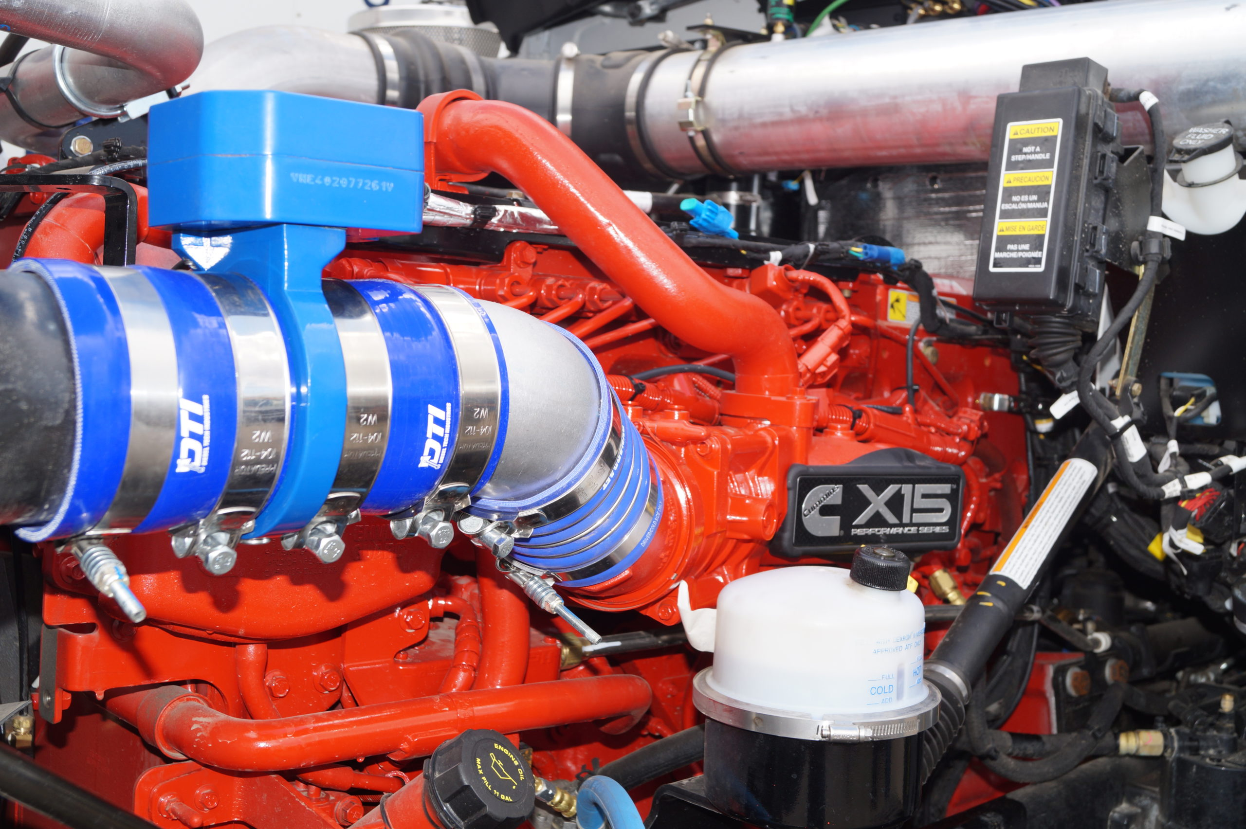 Guardian ePass Valve installed in engine
